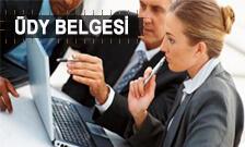 Üst Düzey Yönetici Belgesi